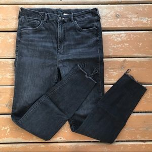 3/$30 H&M Skinny Ankle High Waist Jeans - Size 33